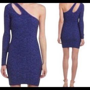 ❤️BCBG purple textured dress